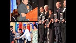 NORA AUNOR - Gusi Peace Prize International 2015 Laureate (Part 2)