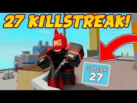 27 KILLSTREAK IN