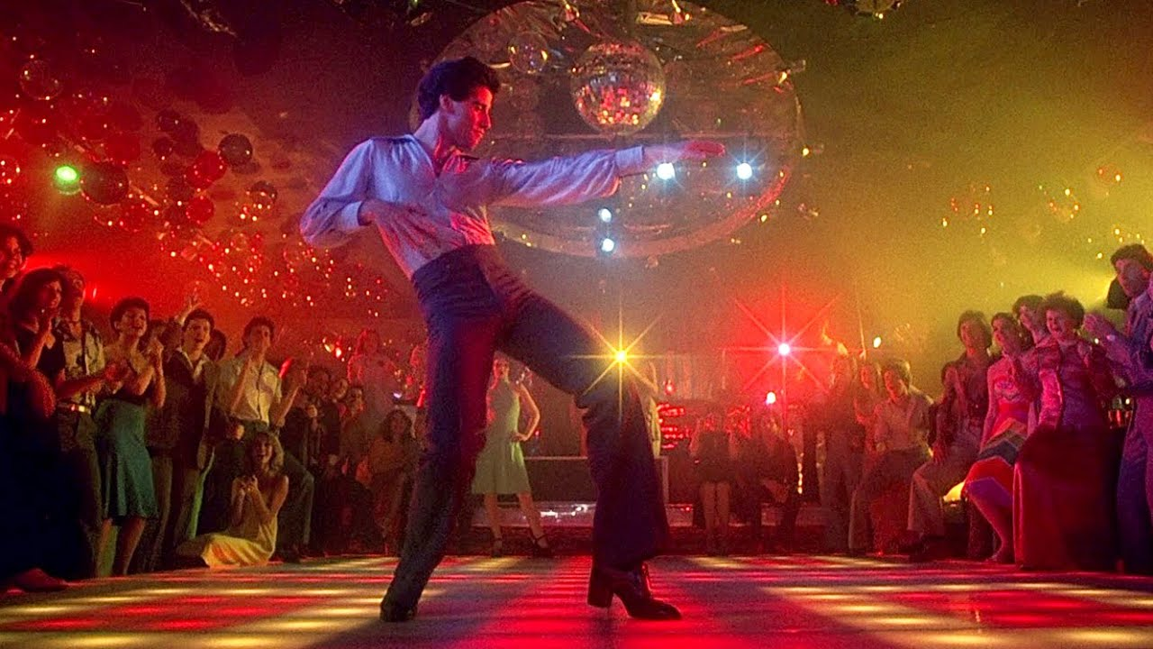 John Travolta Tony Manero Saturday Night Fever | kesseljunkie
