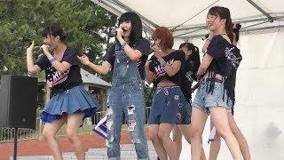 【会場】シーサイドももち海浜公園 地行浜ビーチステージ Perfo☆ism&Ri...