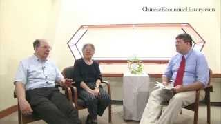 Chinese Economic History -- An interview with Professors Thomas and Evelyn Rawski
