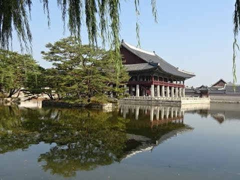 Grand Palaces, Seoul, South Korea