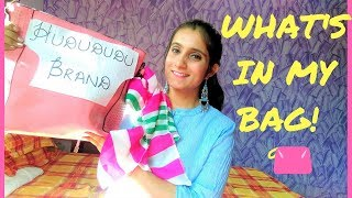 What's In My Bag | Funny Video