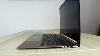 Часть 2. Acer Swift 7. Германия. Корпус, клавиатура, экран