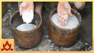 Primitive Technology: Polynesian Arrowroot Flour