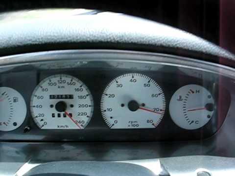 max speed 250Km/h Bravo 2.0 20V HGT Armagedon2