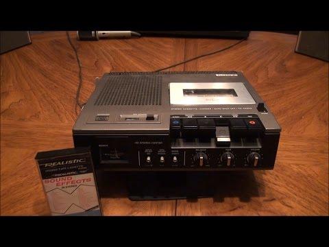 1976 Sony TC-520CS: Stereo Sound Effects