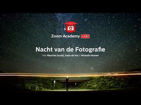Bekijk nu de Nacht van de Fotografie – LIVE