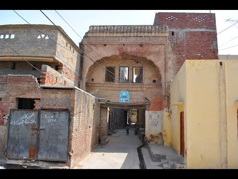 Guru Nanak Dev Ji Da Real House in Pakistan - Nankana Sahib - Latest 2016