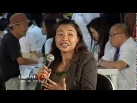 Legal HD Episode 54 - Legal Help Desk Outreach Program