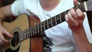Eric Clapton - Classical Gas (Cover)