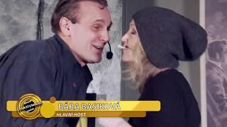 ChlastuNight Show - hosté Bára Basiková a Kamil Střihavka