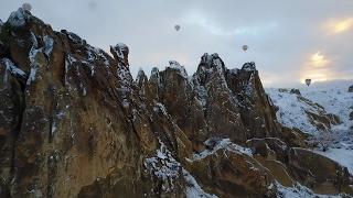 DJI - Cappadocia, Landed in a Fairy Tale