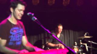 Andy Grammer - Keep Your Head Up - Live in San Francisco 1/15/2012