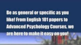 Custom term paper search