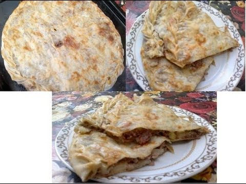 Кавказская кухня: Чуду