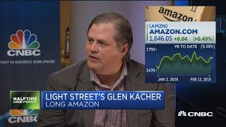 Star tech investor Glen Kacher stock picks include Amazon and Softbank