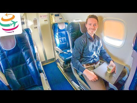 Brussels Airlines (BMI Regional) Economy (ENG) Tripreport | YourTravel.TV