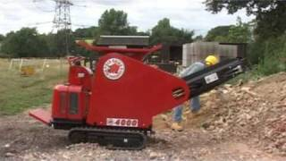 Concrete Crusher Hire - Cardiff