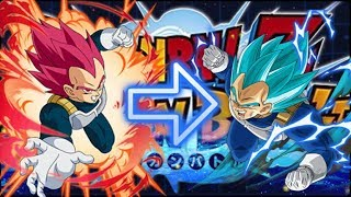 HYPE! TRANSFORMING VEGETA COMING TO BOTH GLOBAL & JP FOR SAIYAN DAY! (DBZ: Dokkan Battle)