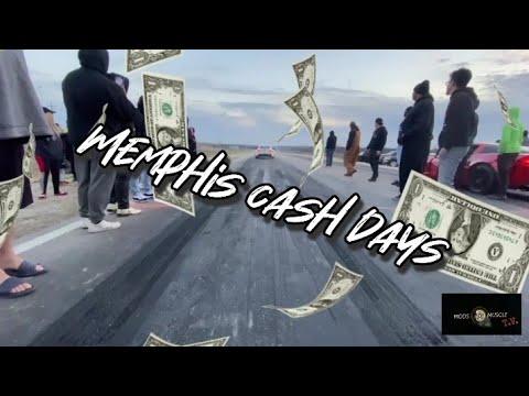 Cash Days in Memphis Tn 2020!!!