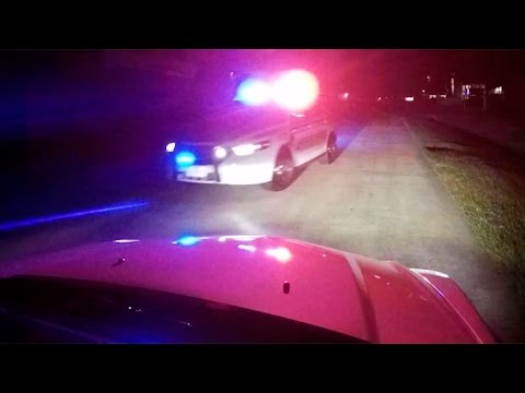 Street Racing GONE WRONG - COPS Bust Street Racers!