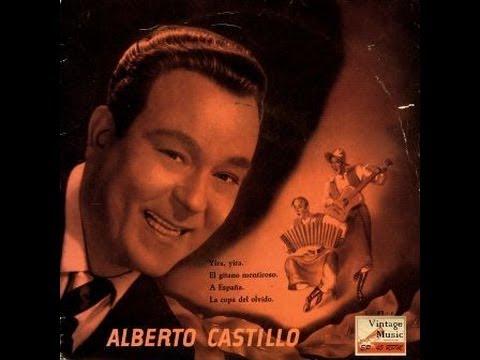 Alberto Castillo-Alma de Bohemio-Tango-Producciones Vicari.(Juan Franco Lazzarini)
