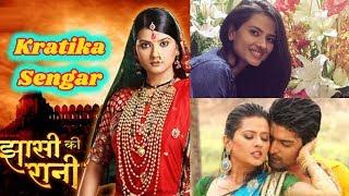 """Jhansi Ki Rani"" Lead Actresse | Kratika Sengar | All Powerfull Role"