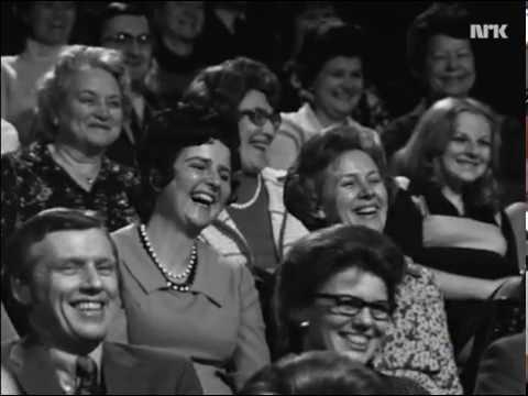 Oluf Gjester ''Lørdagskveld Med Gamle Venner''. (1972)
