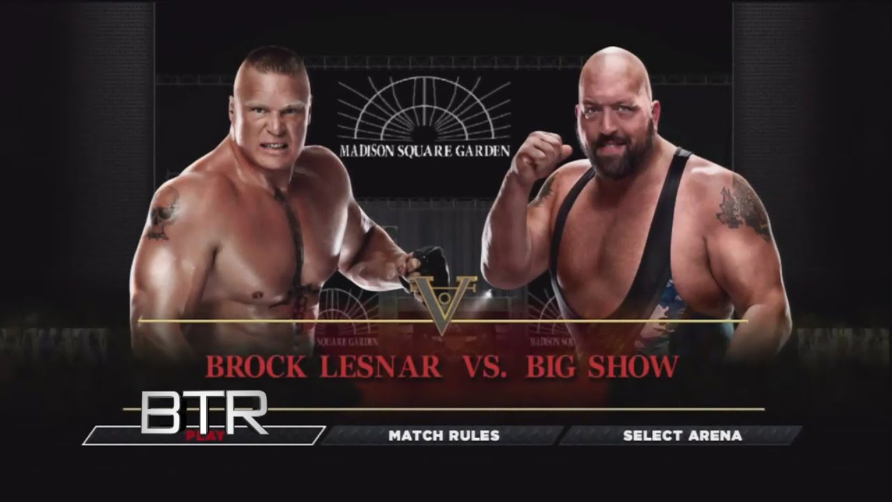 Wwe Live From Madison Square Garden 2017 Predictions Brock Lesnar Vs Show 2k15