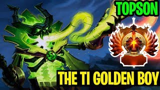 The Ti Golden Boy - Pugna Topson - Dota 2