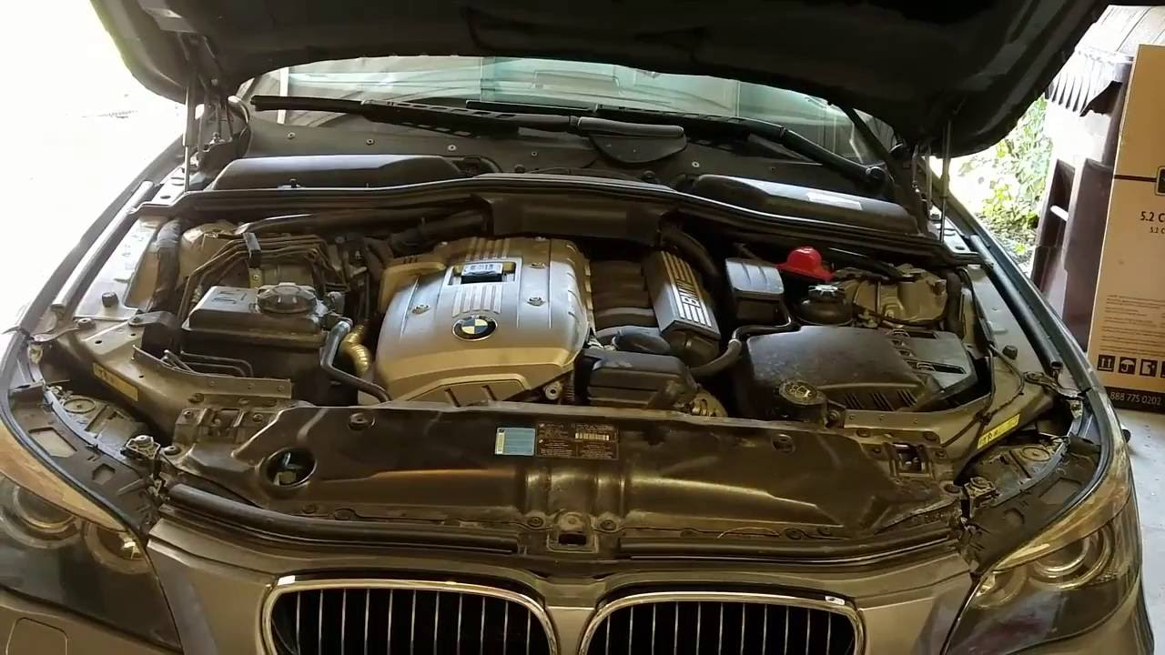 hight resolution of bmw n52 engine oil change save 70 every time e60 e90 e85 f10 youtube