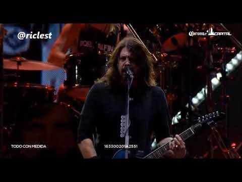 Foo Fighters - Corona Capital 2017