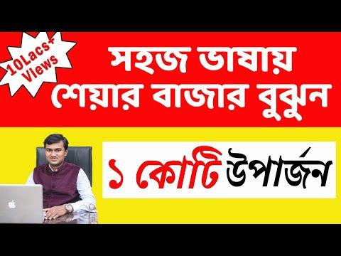 Basics of share market for beginners in Bengali || Share Market Basics in Bangla || শেয়ার বাজার