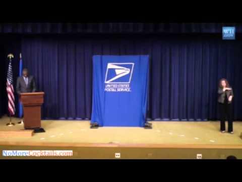 USPS Deputy Postmaster General compares sexual predator Harvey Milk to MLK