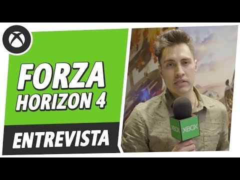 ¿Qué fue lo que más te gustó de Forza Horizon 4?