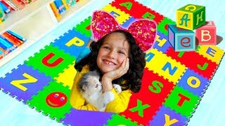 ABC Song English Alphabet for Children // Education Songs For Kids from Alice and TOYS