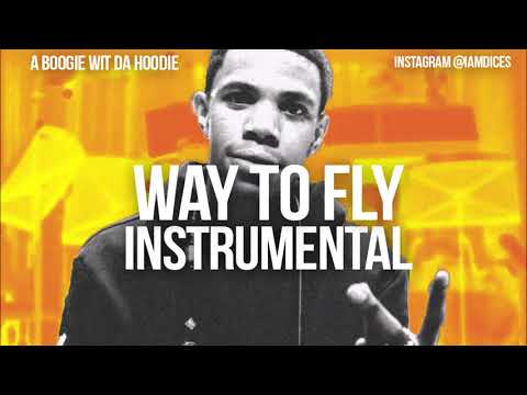 A Boogie Wit Da Hoodie - Way to Fly