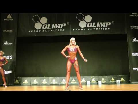 Wellness Fitness Finale @ Deutsche Meisterschaft 2018