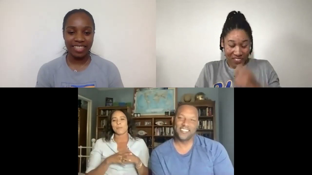 Bruin Table Talk Episode 10: Jenny Johnson Jordan and Kevin Jordan