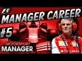 F1 Manager Career #5 - THE RAIN! - Motorsport Manager iOS