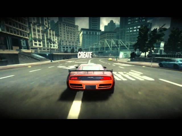 Ridge Racer Unbounded GamesCom 2011 Trailer and Impressions