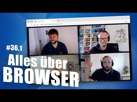 Welchen Browser man 2021 benutzen will | c't uplink #36.1