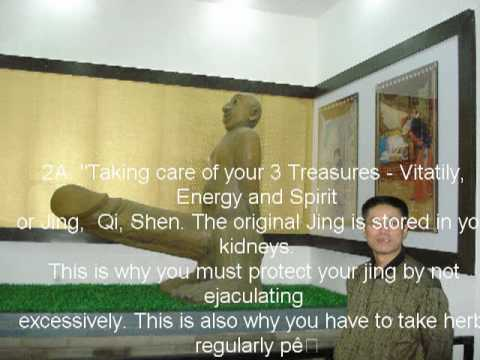 In Search Of the Origins of 3 Treasure and Master Sage Sun Si Miao, By Dr. Jirong Zhang