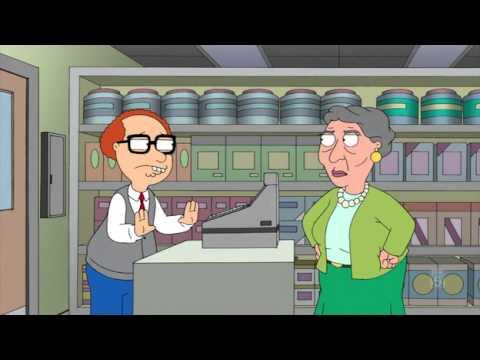 Family Guy - Promoting Goldman's Pharmacy