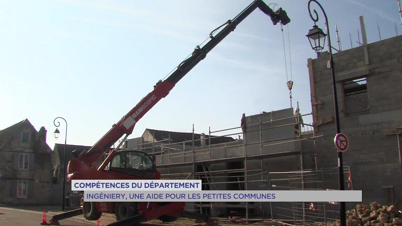 Yvelines | Compétences du Département : IngénierY, une aide pour les petites communes