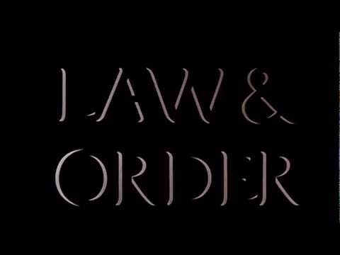 Law and Order Voice Intro DUN DUN HD Lyrics