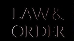 Law and Order Voice Intro DUN DUN HD Lyrics