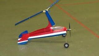 RC Autogyro 'Le Cruiser' 600