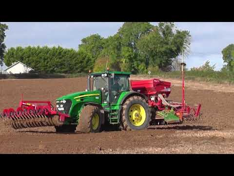 William O'Connell Agri Contractors Ploughing & Drilling